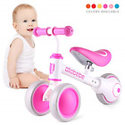 allobebe Baby Balance Bike, Cute Toddler Bikes 12-36 Months Gifts for 1 Year Old