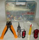 Calterm 161Pc Automotive Test & Repair Tool Kit 5208 / 5208