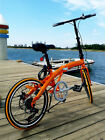 "20"" high quality folding bike road Bicycle shimano 7 speed  (V brake)"