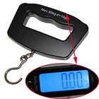 50kg/10g LCD Digital Hanging Luggage Fishing Weigh Hook Scale+FREE SHIPPING(US)