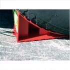 Wheel Chock - Valterra A10-0908 - W/ Cord - Red