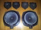 BMW E60 subwoofers & midrange speakers