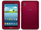 New Samsung Galaxy Tab 2 7.0 P3100 Dual-Core 3G & WI-FI 16GB Red Tablet
