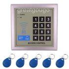 RFID/ EM Card & Keypad Reader Standalone Access Controller 1000 User V20005T