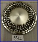 "78 79 80 81 82 83 LINCOLN ZEPHYR 14"" HUBCAP HUB CAP USED D8K1130A 762"