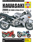 Haynes Repair Manual 2146 Kawasaki 70-1084 HM2146