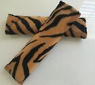 Tiger print  Seat Belt Cover  Shoulder Pads Cushion Pads Animal Print