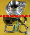 T4 Flange GT35 Turbo charger A/R .70 A/R .68  water V-BAND clamp Turbocharger