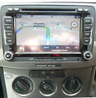 "RNS-Style 7"" Touch-Screen Sat-Nav/DVD/iPod/Bluetooth/GPS/AUX for VW Golf MK 5"