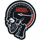 Lethal Threat Speedometer Skull Patch MN32068