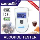 Quick Response Portable Digital Breath Alcohol Tester Breathalyzer  AT818