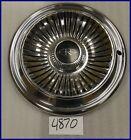 """1966 66 BUICK RIVIERA 15"""" HUBCAP HUB CAP GOOD USED OEM 981160 1999"""