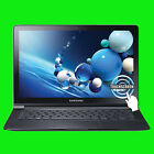"New Samsung NP915S3G-K01US 13.3"" Touch Sc Ultrabook AMD Quad-Core★4GB★128GB SSD★"