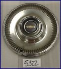 "1973 73 CHEVY CAPRICE 15"" HUBCAP HUB CAP GOOD USED 327767 3052"