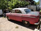 Willys : Aerofalcon Overland 1953 RARE Classic-Antique Willys Aerofalcon 4 door, Appears original, Barn Find!