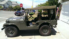 Willys : M38A1 Military 1952 Willys Military Jeep M38A1