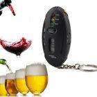 Greenwon Breathalyzer Alcohol Tester Digital Breath Analyzer Detector Keychain