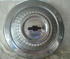 1967 Chevrolet Dog Dish/Poverty Hubcaps #3890679 Set of 4
