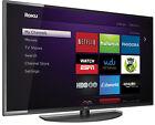 "JVC EM42FTR 42"" LED 1080P HDTV 60Hz Television TV Flat Screen w/ Roku, NEW!"