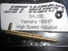 Yamaha Jet Ski PWC Waverunner 1200R PV Jetworks High Speed Adjust Screw SA-300