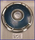 "75 76 CHEVY CAPRICE LANDAU 15"" BLUE HUBCAP HUB CAP GOOD USED OEM ORIGINAL 3071"