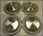 "75 76 77 78 OLDS OLDSMOBILE TORONADO 15"" FWD HUBCAPS HUB CAPS GOOD USED SET 4050"