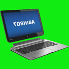 "New Toshiba W35Dt-A3300 13.3"" Click 2in1 Touch Scr laptop AMD A4-1200 4GB 500GB"