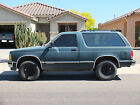Chevrolet : S-10 BLAZER 1992 chevy blazer s 10 automatic two door working ac