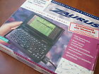 NOS RARE Vintage SHARP ZR-3500X 2M LCD electronic organizer computer calculator