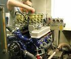 "264 322 Buick Nailhead Aluminum Custom Riser Intake Manifold Spacer 1"" Tall"