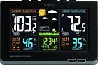La Crosse Technology 308-1414B Wireless Atomic Digital Color Forecast Station wi
