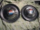 Pair of very NICE 1976-1983 JEEP CHEROKEE/WAGONEER  15 inch WHEELCOVERS