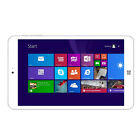 """Windows 8.1 Android 4.2 8"""" Tablet PC Qual Core 32G Rom Z3735M 1.33GHz Dual Cam"""