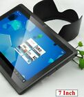 "7"" Inch Android 4.2.2 Capacitive 1.5GHz 512MB 4GB Screen Tablet Notebook Wifi"