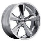 "New Boyd BC1-296145P Junkyard Dog Series 20 x 9"" Polished Wheel, 5 x 4-1/2"""