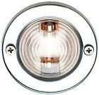 SEACHOICE ROUND BOAT TRANSOM LIGHT 12 POINT 135 DEGREE STAINLESS STEEL 05391
