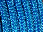 "DOCK LINE DOUBLE BRAIDED NYLON ROPE 1/2"" x 25' BLUE SEACHOICE 40391"