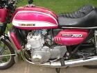 Suzuki : Other 1972 suzuki gt 750