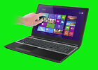 "New Gateway NV570P27u 15.6"" HD Touch Screen Laptop Intel Pentium 2117U 4GB 500GB"