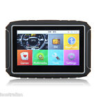 "8GB 4.3"" TFT Touch Screen Motorcycle Car GPS Waterproof Bluetooth NAV Maps"