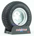 Kenda Loadstar Trailer Tire 20.5x8-10 LRD 1,330 Galvanized 5 Lug Wheel 205/65-10