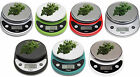 Ozeri Pronto Digital Multifunction Kitchen and Food Scales, 7 Colors