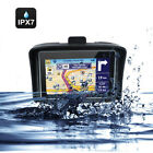 "Waterproof Bluetooth 4.3"" TFT Car Motorcycle 8GB GPS Navigator Navigation System"