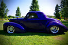 Willys: COUPE 2 DOOR COUPE 41 willys pro street coupe