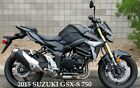 Suzuki: GSX / Katana BRAND NEW '15 SUZUKI GSXS750Z  0MI BLACK FULL WARRANTY 1.59% APR AVAILABLE