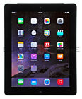 Apple iPad 2 16GB Wi-Fi 3G 9.7in Cellular GSM A1396 Black MD65LL/A Unlocked