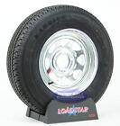 (2) Boat Trailer Tires Kenda Loadstar ST 205/75R14 Galvanized 5 Lug Radial LRC