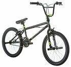 20-Inch Mongoose Boy's Legion L10 Bicycle Outdoor Sport 4 Freestyle Bike Black