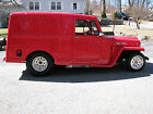 "Willys: Panel Delivery  Prostreet ONE OF A KIND PROSTREET PANEL DELIVERY 1969 427"" BIG BLOCK MUST SEE WOW!!"