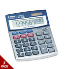 Canon LS-100TS Portable Business Calculator 10-Digit LCD [3 PACK]